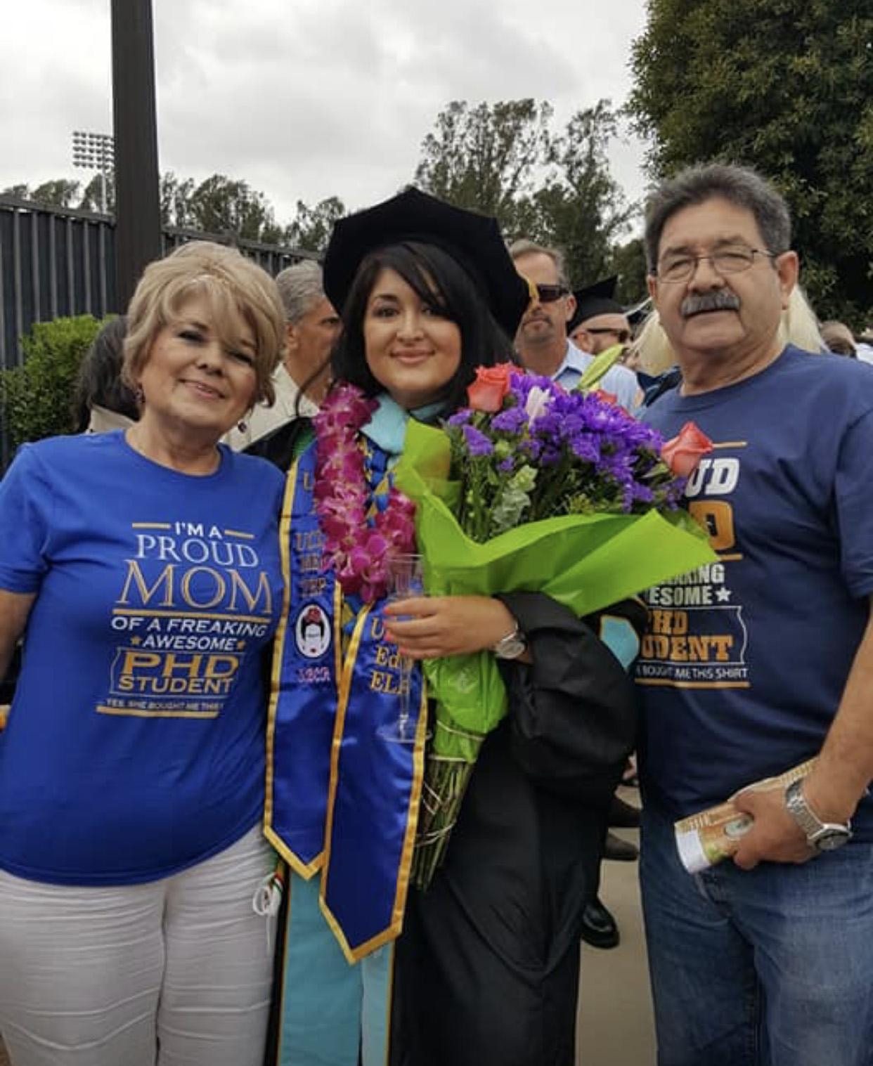 UCLA Doctoral Graduation