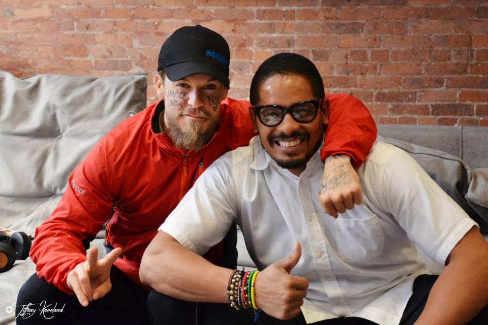 """Rohan M.marley coffee - """"Rohan proudly supported Miles 2 Give providing much needed product for the 10,000 mile tour. After the 2014 tour he invited the team and many cancer survivors to his NYC home."""""""