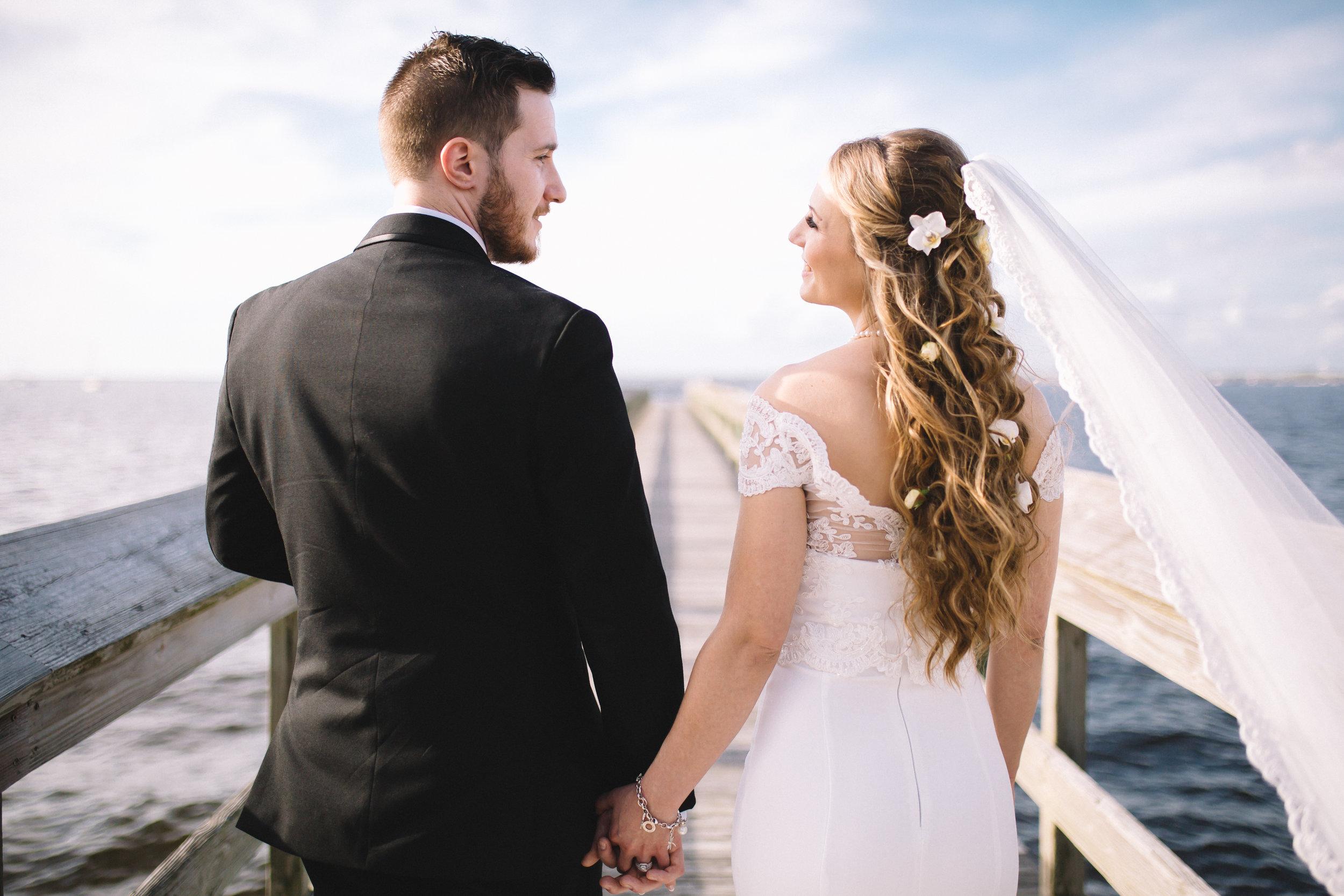Jasmine Baetzel Wedding Photographer