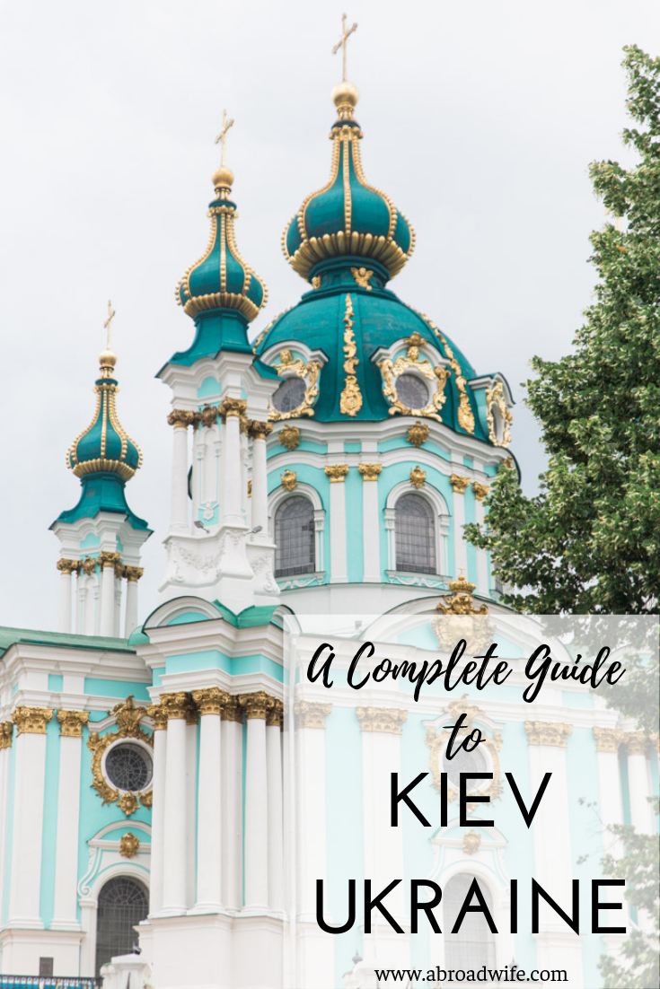 The Complete Guide to visiting Kiev, Ukraine. The best things to do in Kiev, Kiev with kids written by a temporary local. #kiev #kyiv #ukraine #thingstodokiev