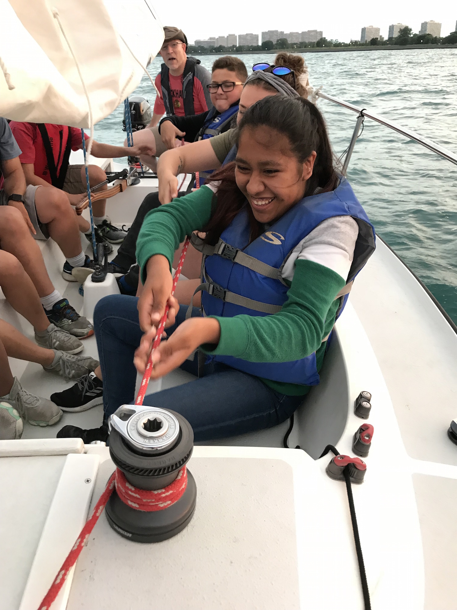 Our Mission - We seek to develop redemptive relationships through life-giving risk. We work to strengthen mentorship through sailing; we provide opportunities for youth to get off the grid and onto the water where together we build life skills such as teamwork, communication, risk evaluation and contingency planning.Learn More