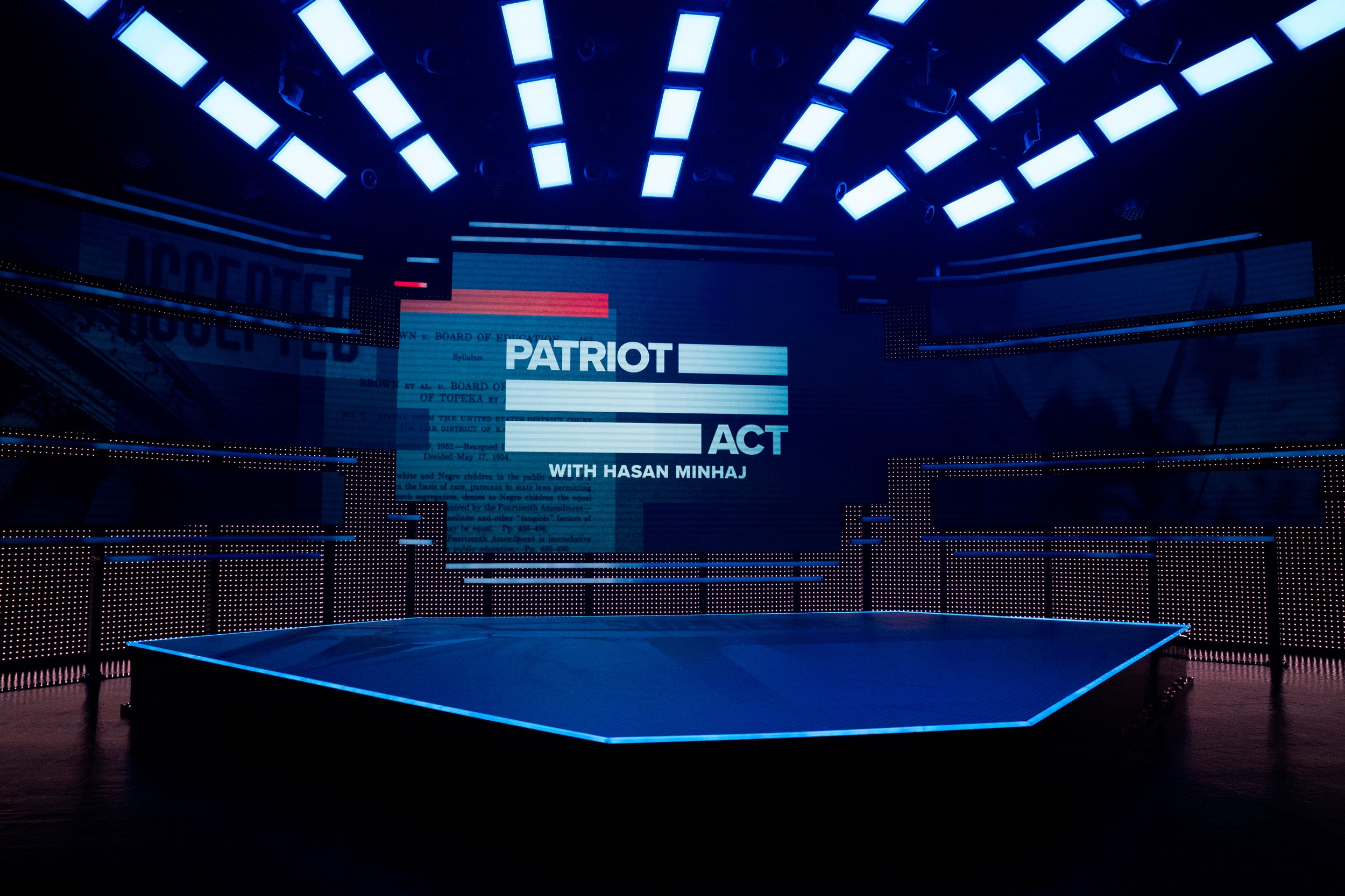 Patriot Act withHasan Minhaj - NETFLIX ORIGINAL
