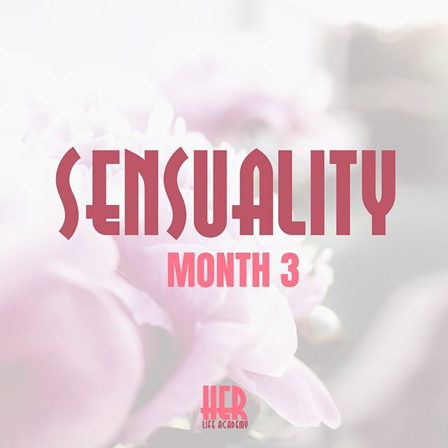 New month and a new aspect to focus on. This month it's Sensuality and in particular, Self Love. ❤️ Sign up today and get 7days free! Follow the profile link ⬆️⬆️❤️ www.herlifeacademy.com