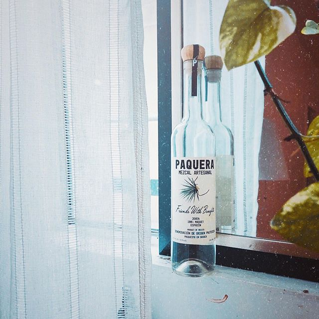Beautiful to look at, easy to drink #paqueraforlife