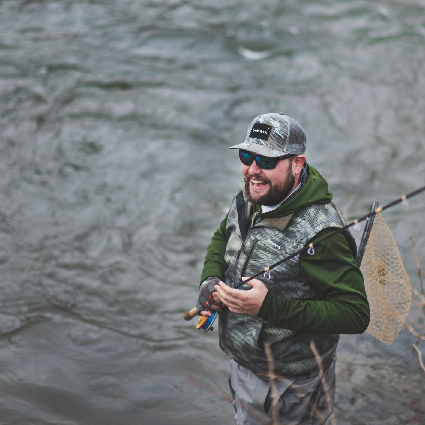 Freshwater Fisheries Society -