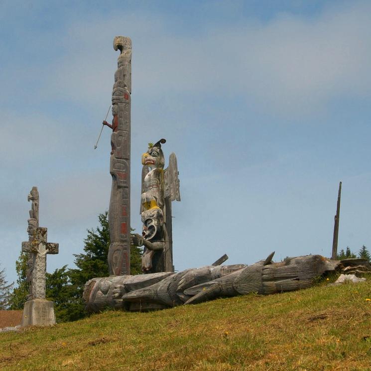 North Vancouver Island: Port Hardy, Port McNeill, Port Alice, Alert Bay -