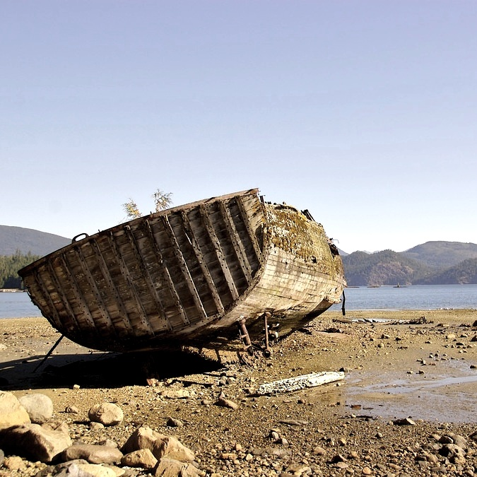 Cortes Island -