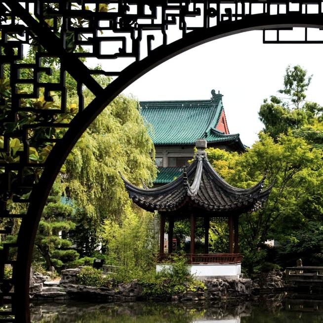 Gardens BC -