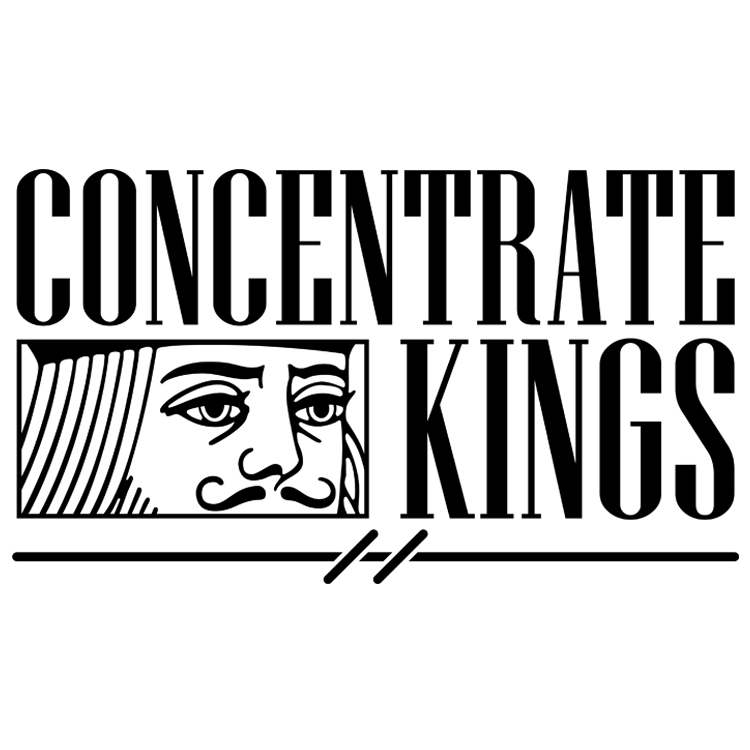 Concentrate Kings - Concentrate Kings marijuana extracts are processed responsibly to ensure only the cleanestconcentrates make it to market. Their extraction artists specialize in full-spectrum terpene concentrates that yield asugary consistency and provide a full bodied flavor profile.