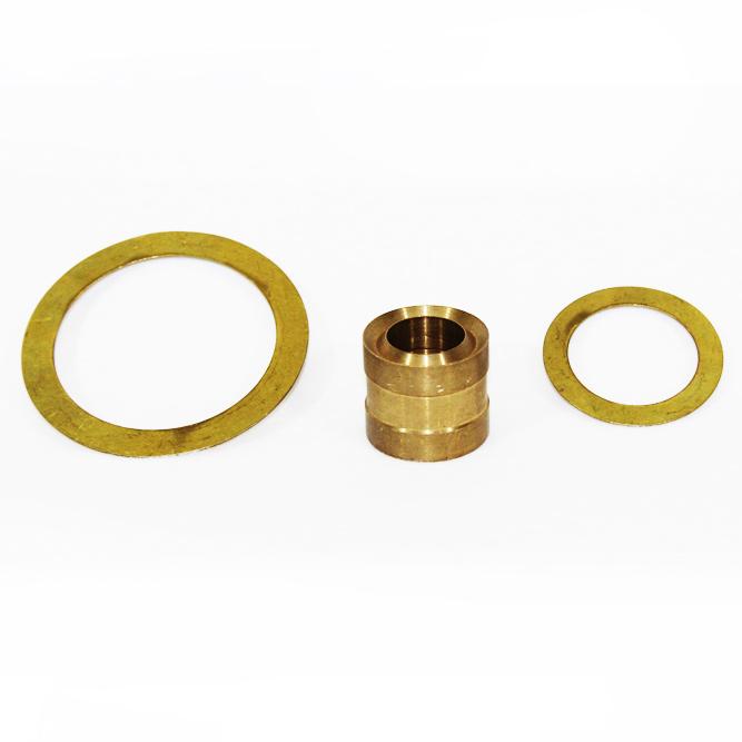 Machined Brass