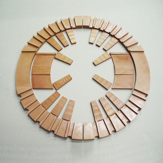 Phenolic Exciter Ring