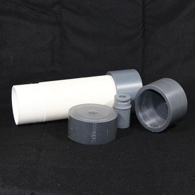 Machined PVC