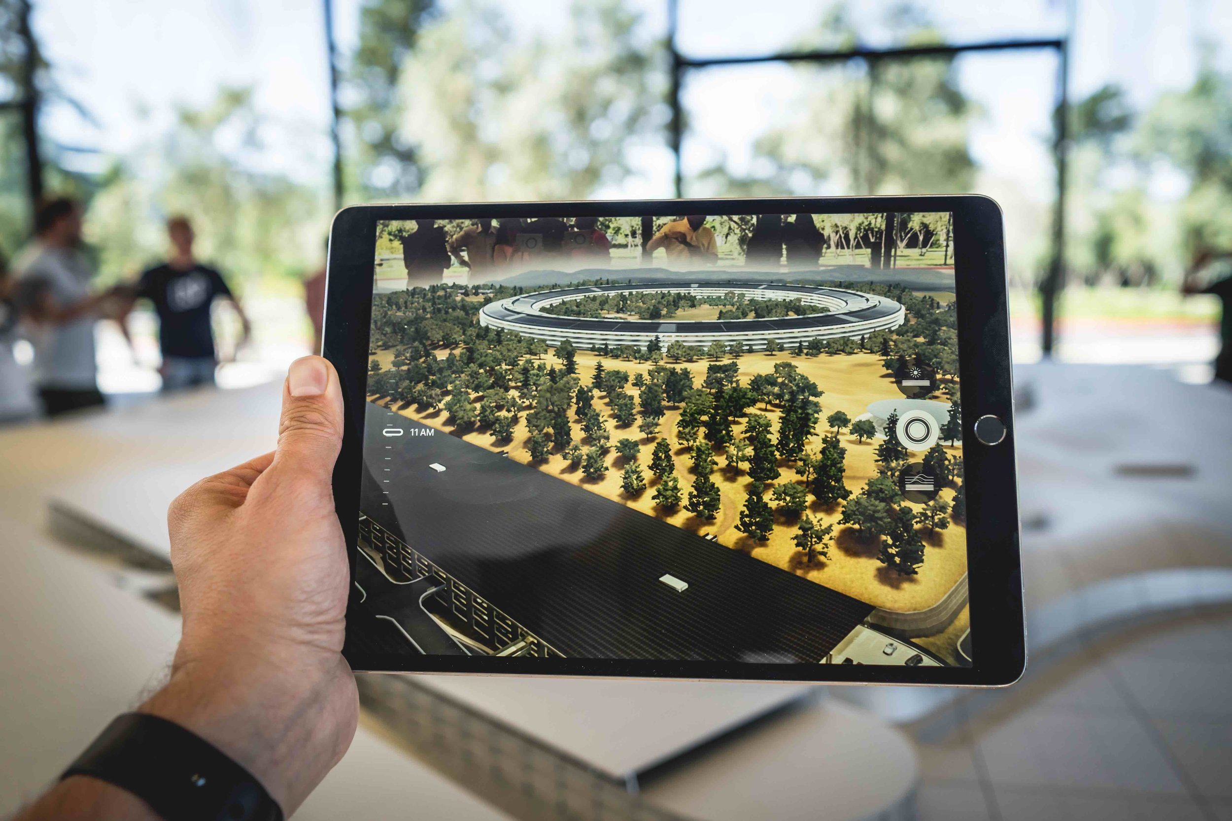Augmented reality (AR) - AR experiences can open up experiential and multi-modal ways of learning for your content. Any learning experience that requires real-world movement or exploration can be brought to life using AR.