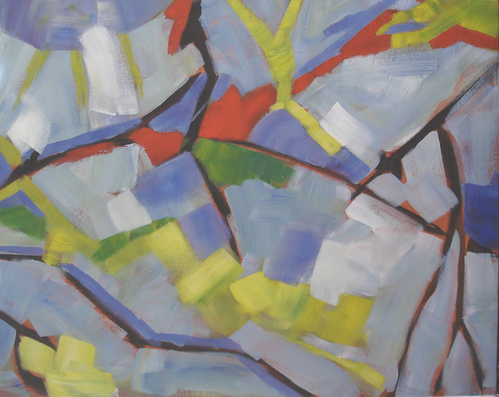 Nature #1 16x20 in.