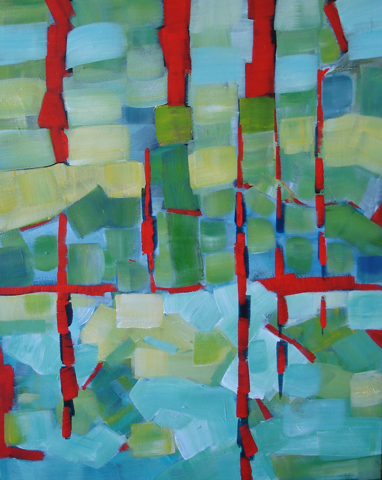 Nature #2 16x20 in.