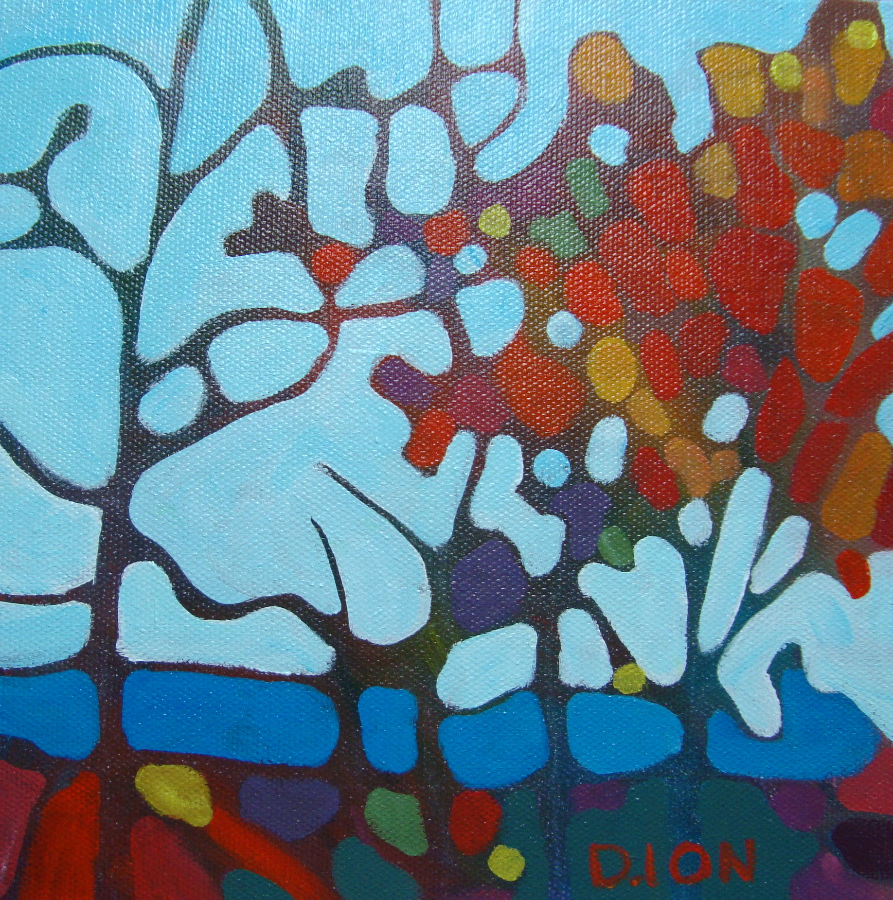 Woodland Series 2 8x8  in.