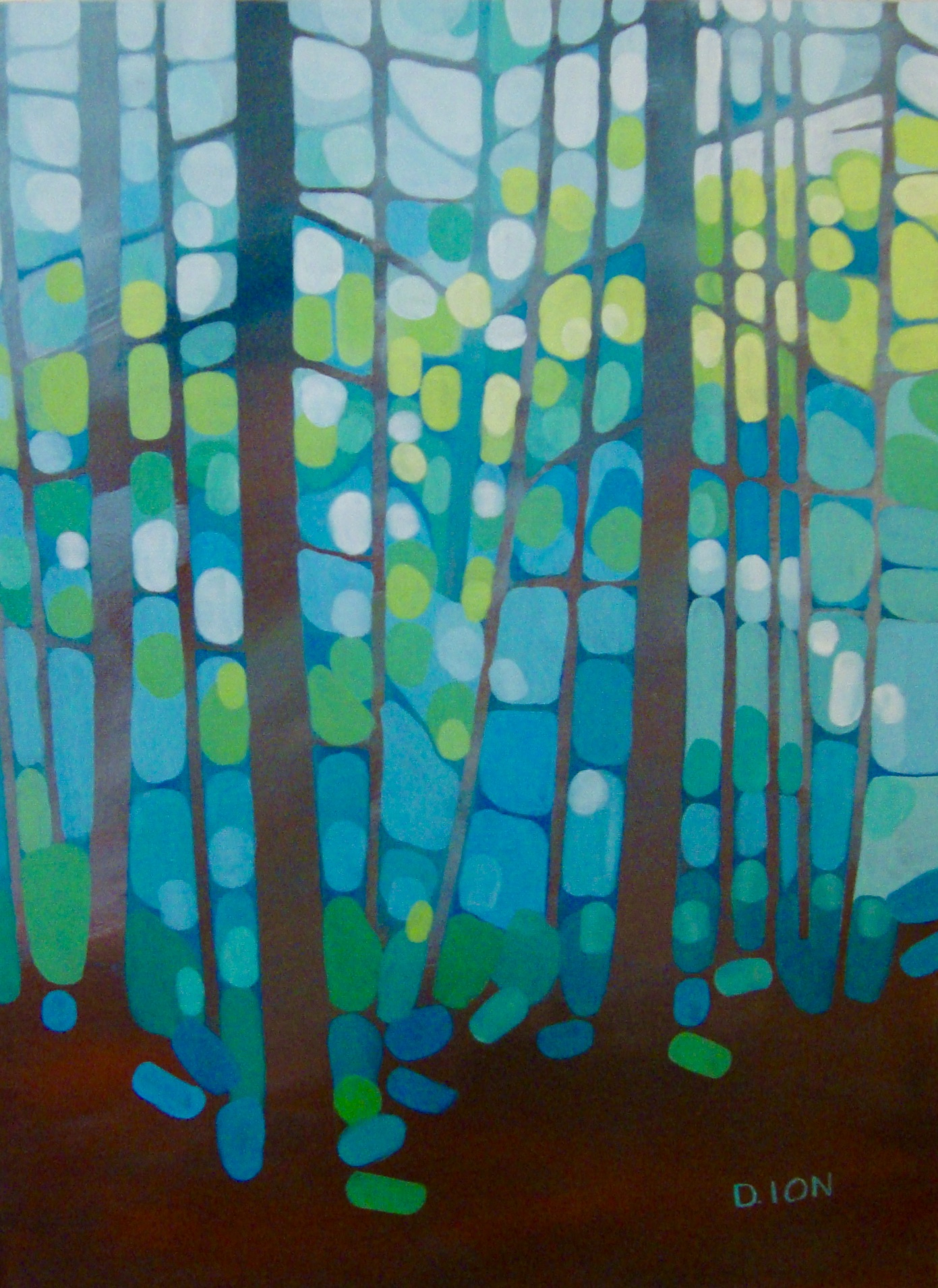 The Clearing 2 16x20 in.
