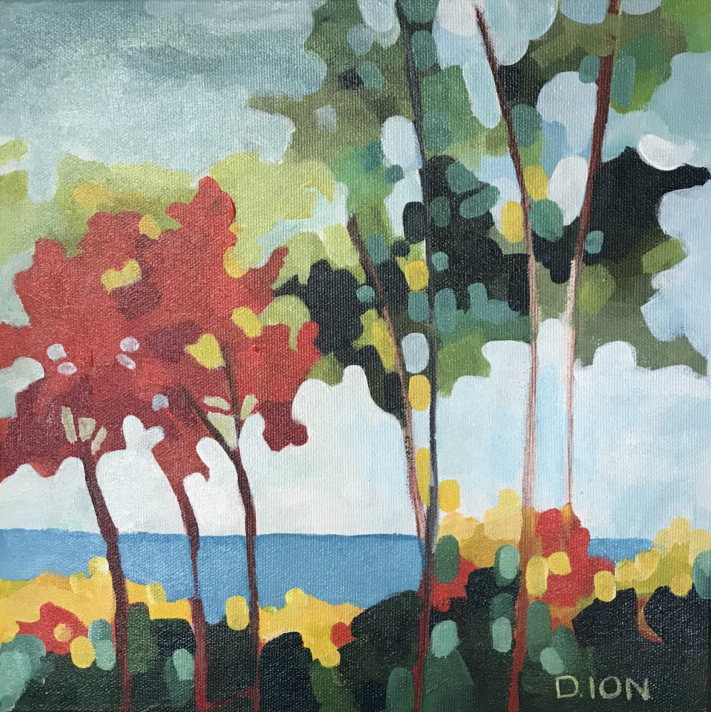 Changing Seasons 10x10F