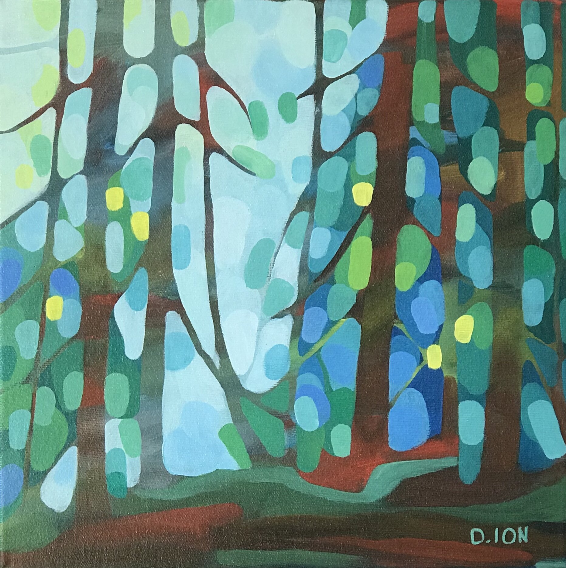 Come Back to the Forest 12x12F