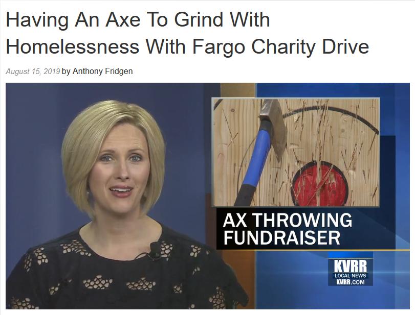 Put A Split In Homelessness Fundraiser 2019