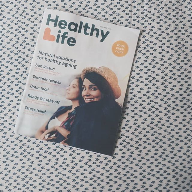 Summer is at it's height 🌞 and plenty of beach time is on the menu. Pop into @healthylifeau and grab a copy of their summer magazine featuring my article on approaching healthy aging in men. - - 💪 Loss in muscle mass 💪 Changes in body fat % 💪 Fatigue 💪 Low libido 💪 Mood changes 💪 Agression 💪 Anxiety 💪 Low mood 💪 Sexual difficulty  These all common symptoms of Andropause or decline in sex hormones primarily testosterone In men. From the age of 30 men reduce production of testosterone by about 1-2% annually, when levels get to a certain point depending on nutrient status, genetics and level of activity they may experience Andropause aka a mid life crisis. Thankfully diet, lifestyle and specific supplements can benefit those struggling with these symptoms and help adjust to the next stage of life. If you want to have a chat about this or would like to know more about how a naturopath can assist healthy aging in both men and women. I'm available for consults at @thecompoundingpharmacyaus Tues, Wed & Saturdays