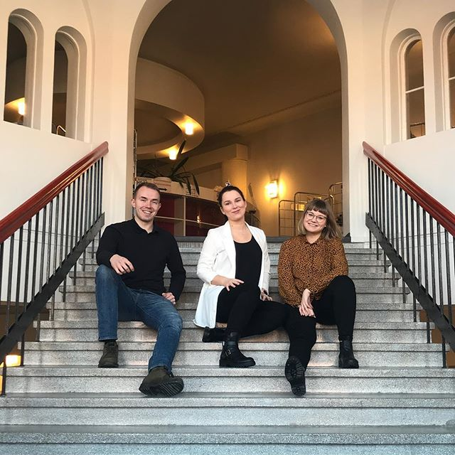 Hi! We are the new coordinators for ITP 2019! We are super excited for the upcoming summer! #aaltoitp #aaltouniversity #studyinfinland #summerstudies #business #digitalbusiness #madeinaalto