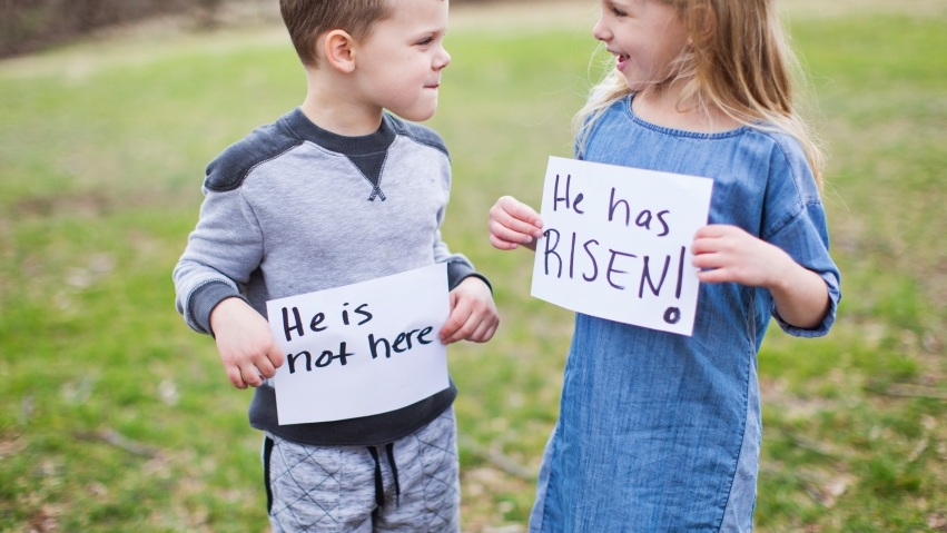 Building intentional intergenerational moments into your Easter weekend