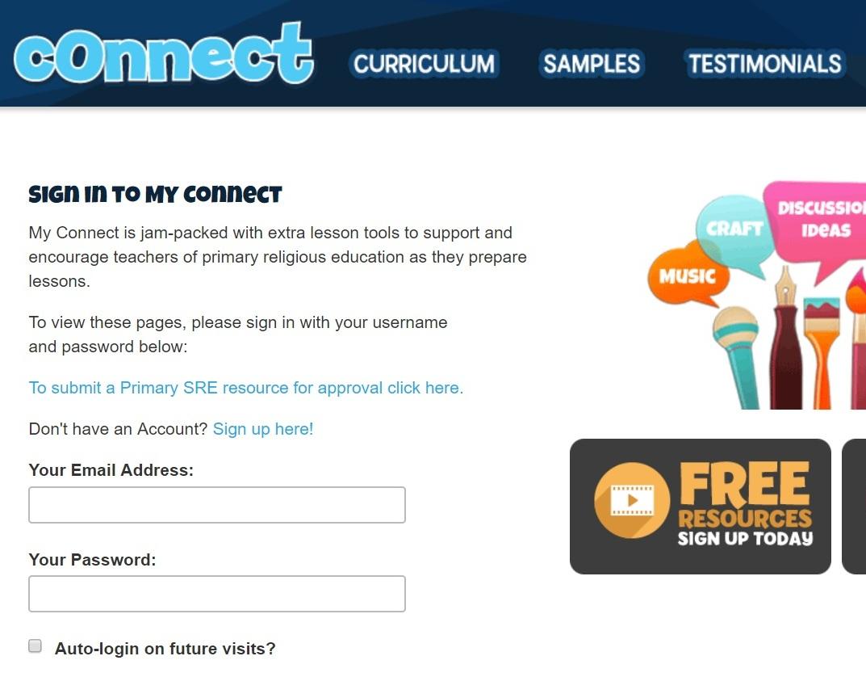 Visit the teachers' lounge -