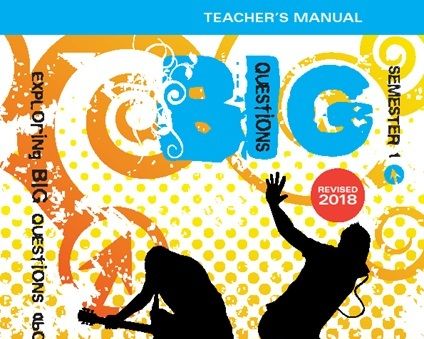 Buy Big Questions curriculum resources -