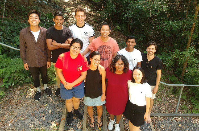 The Youth Ministry Team from St John's Parramatta are encouraging youth from all backgrounds to put their faith in Jesus