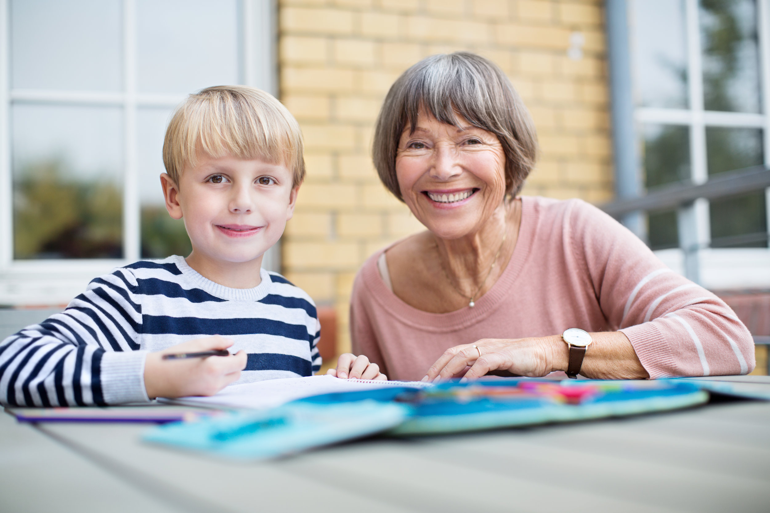 Judy became an SRE teacher when she discovered it was one of the only ways her grandchildren were hearing about Jesus