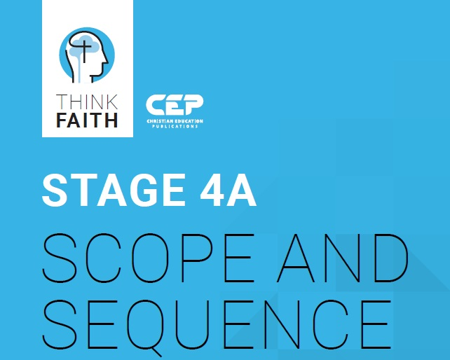 Scope and sequence -