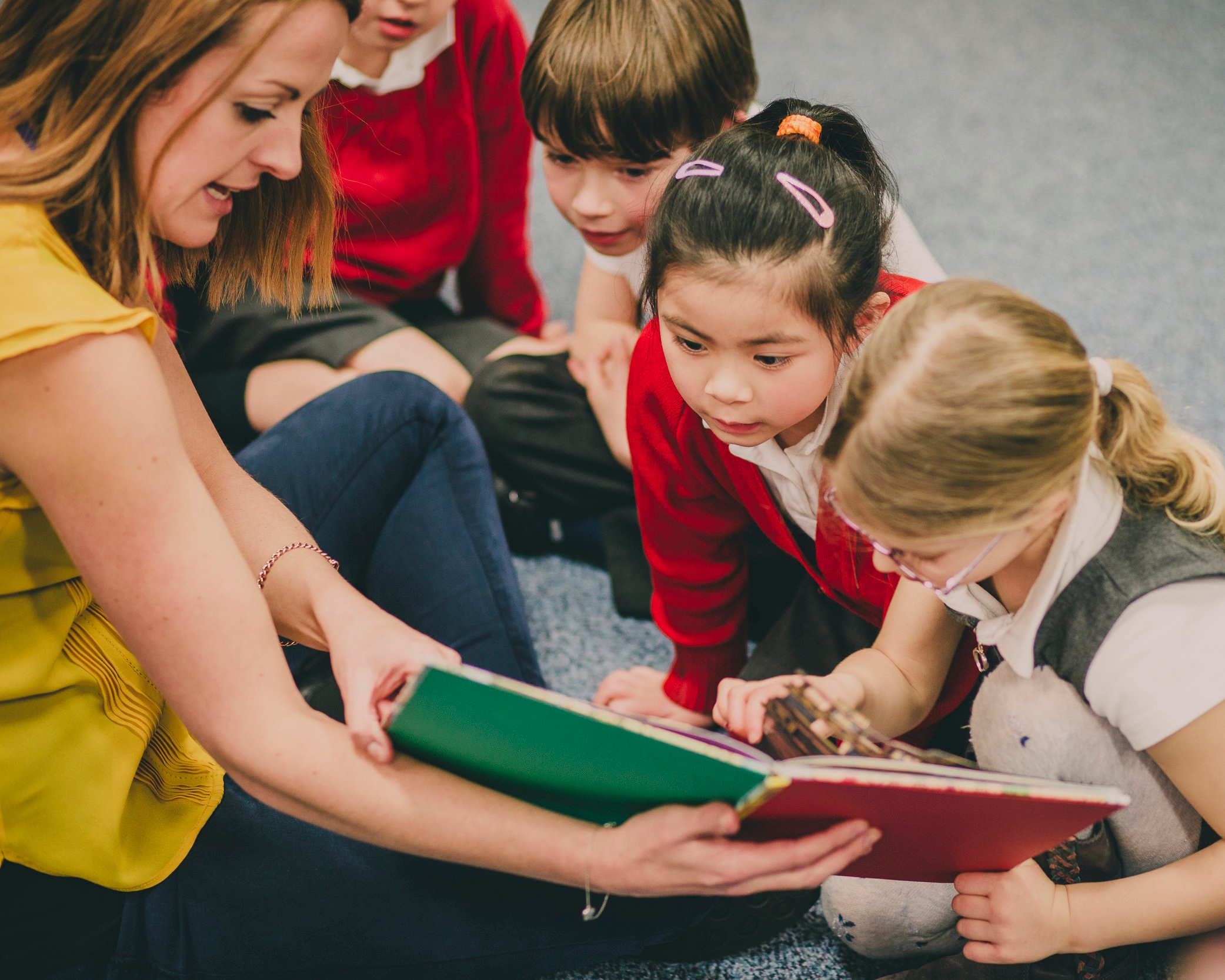 Creating a healthy SRE classroom culture - As an SRE teacher, it is important to foster a classroom culture built on respect and community, to encourage the students to engage deeply with God's word