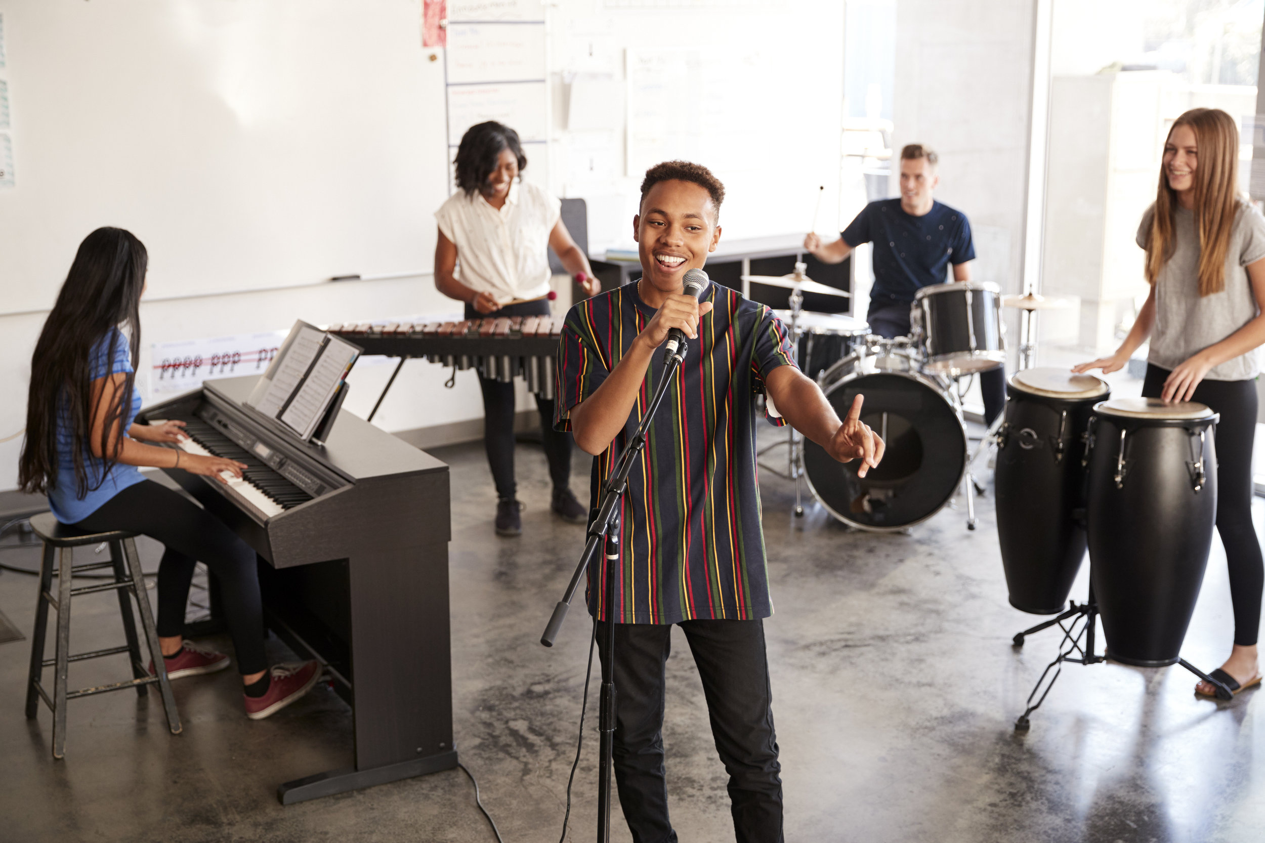 Why your church should include children in the music team - Why serving in a hands-on way through music has the power to move young people from consumers to an active servant within the body of Christ