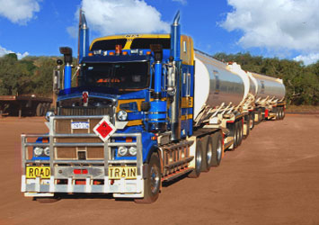 Petroleum Products Transport -