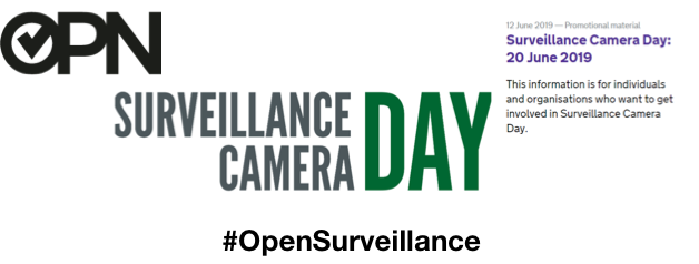 The day OpenConsent launches OPN the Open Surveillance Network - June 20, 2019
