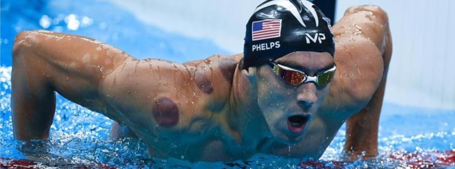Micheal Phelps, 200m papillon, RIO 2016.