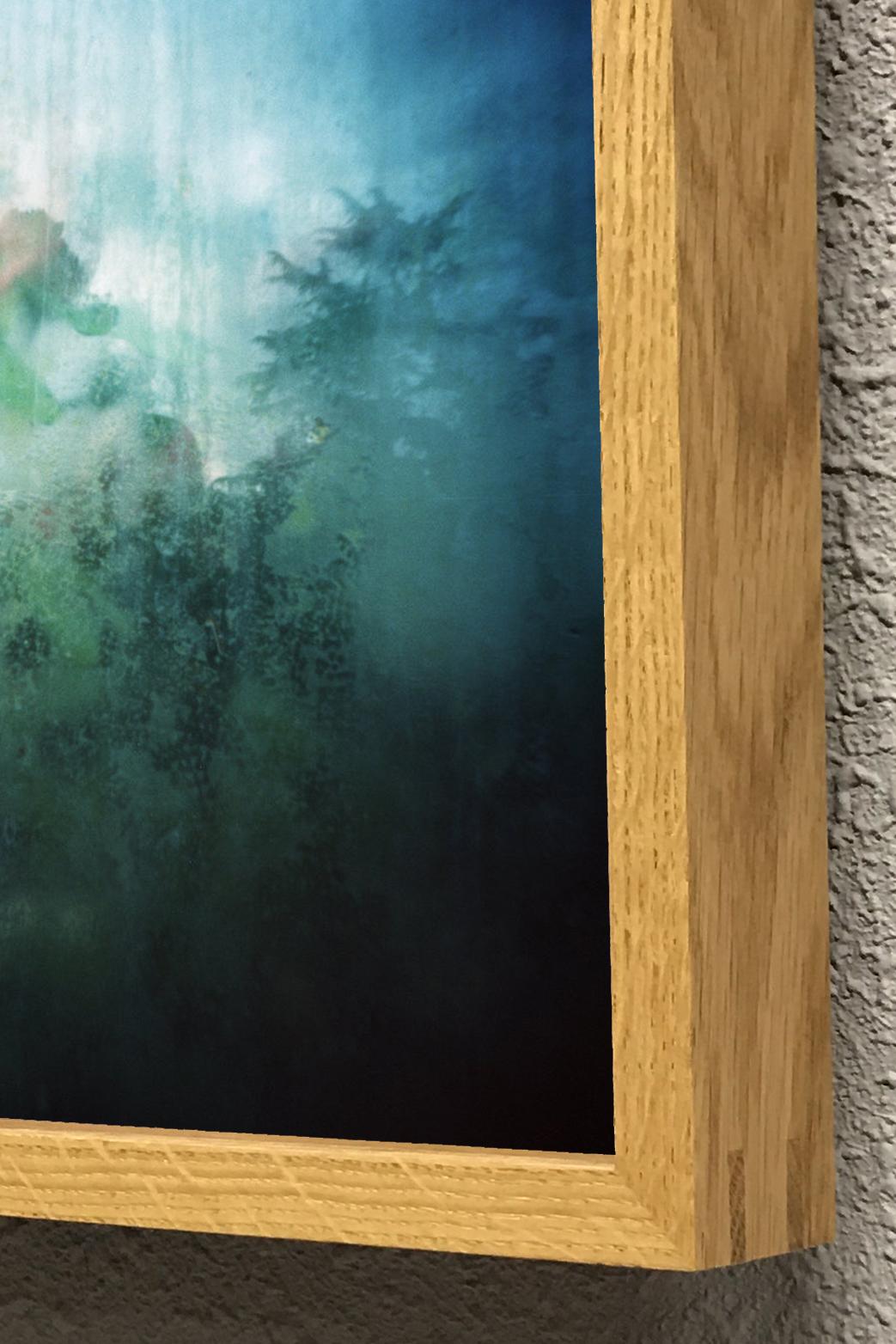 Syvätty kehys (showcase frame)