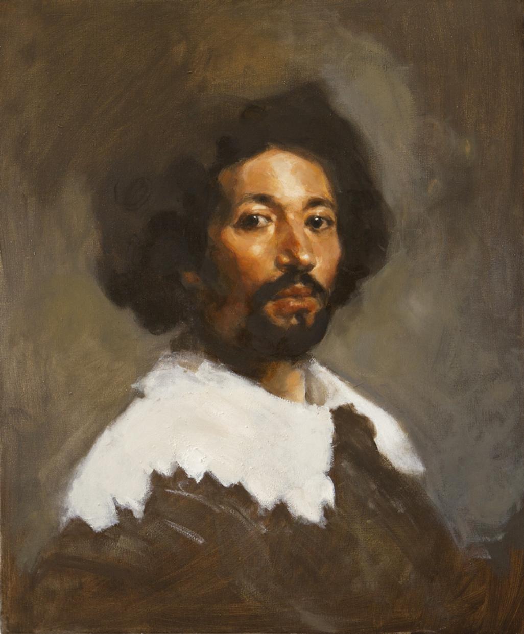 Portrait By Nicky Pasterfield