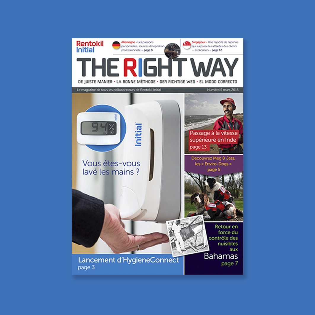 The Right Way  - Rentokil Initial