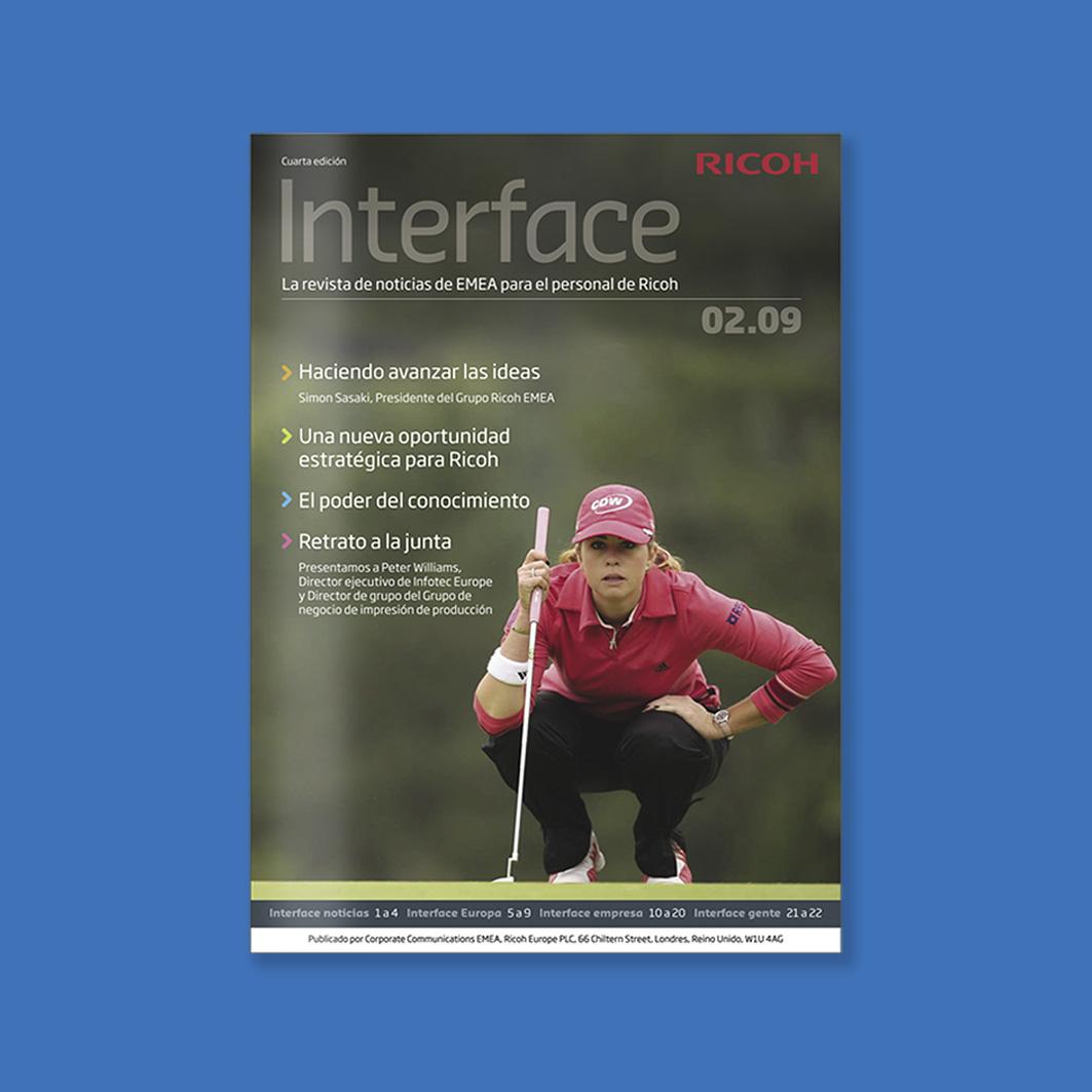 Interface  - Ricoh
