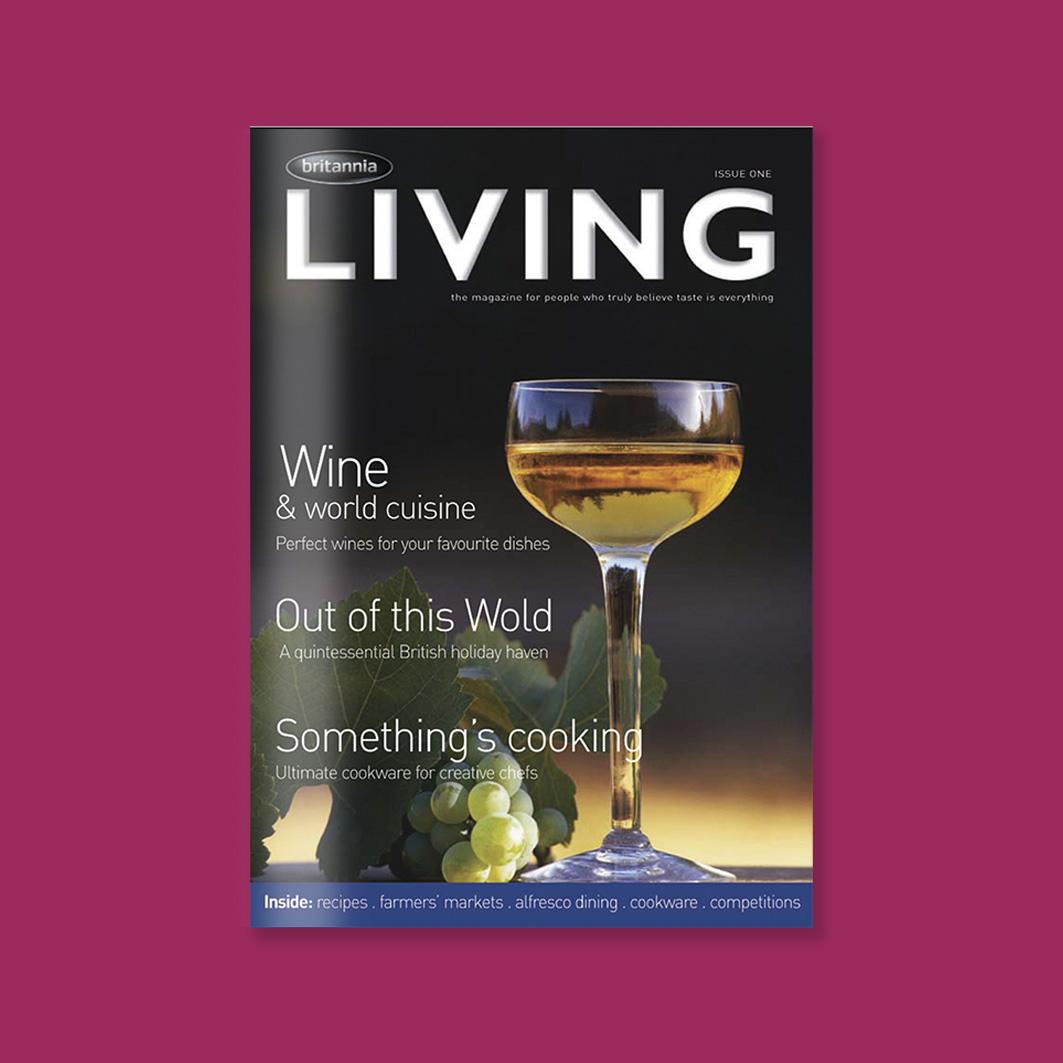 Living Magazine  - Britannia