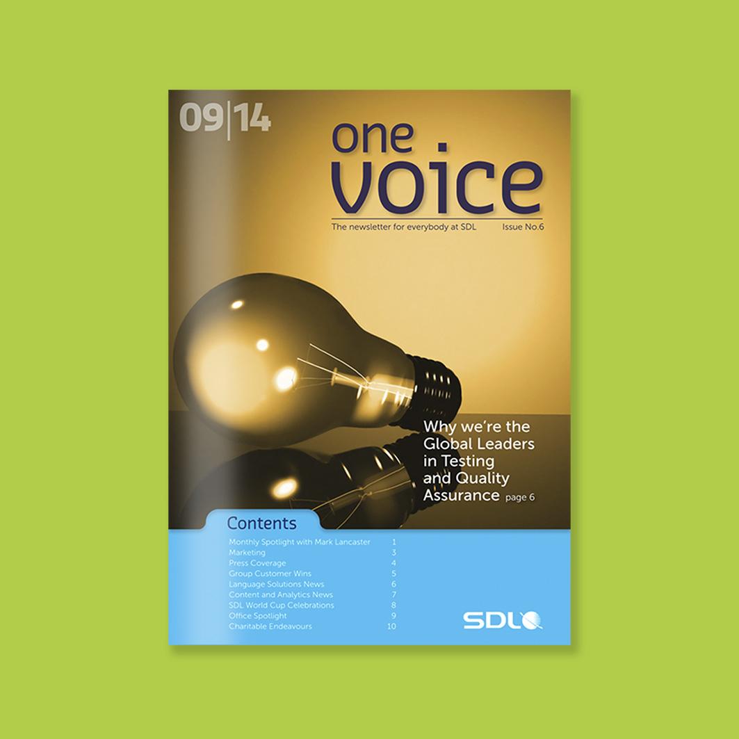 One Voice  - SDL