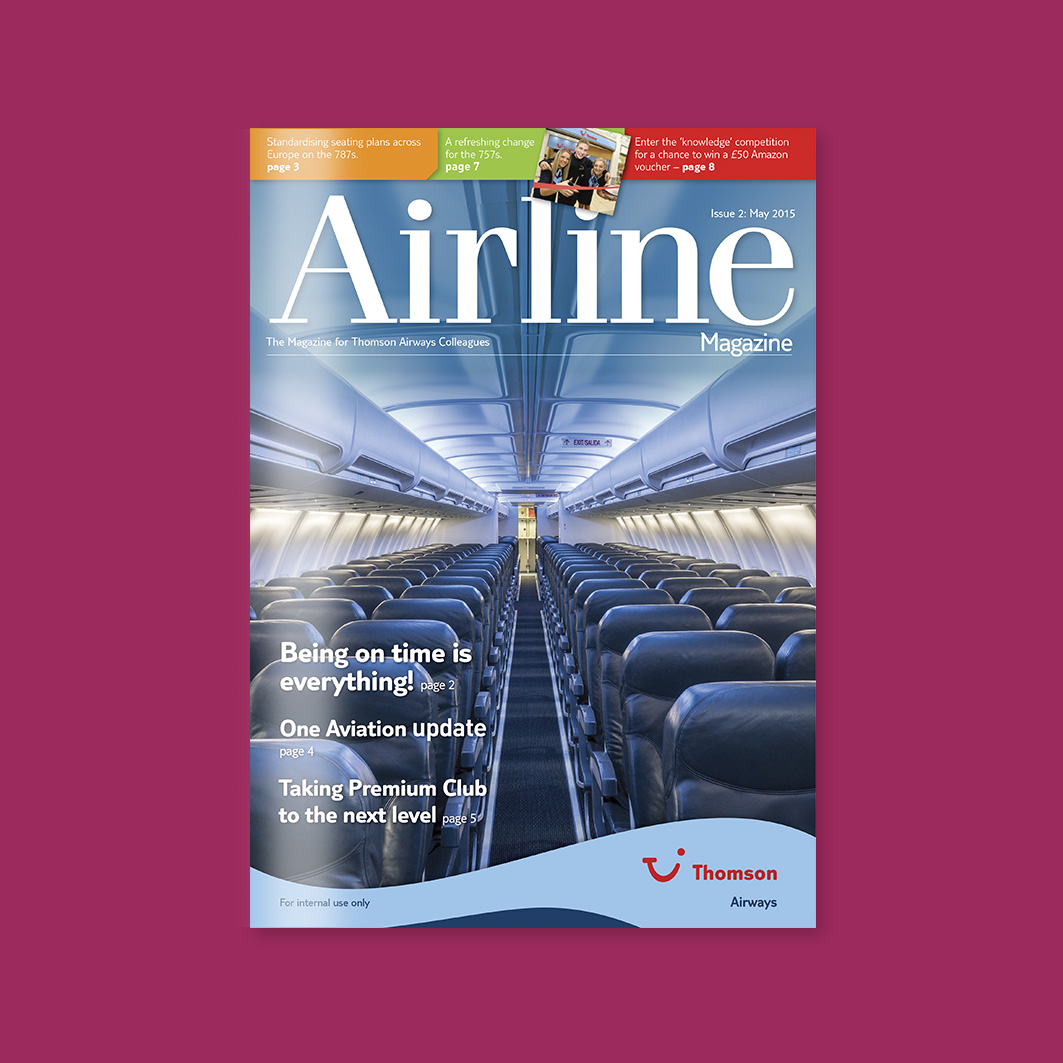 Airline Magazine  - Tui