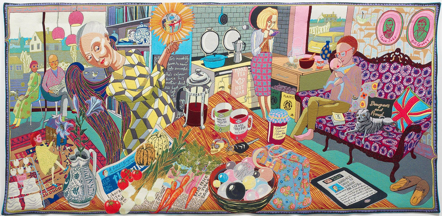 Grayson Perry -  The Vanity of Small Differences