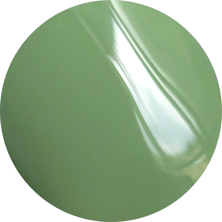 Mint Tea - Calming • Luck • GroundingA fresh shade with a cool undertone perfect for all seasons worn for confidence in life. A colour that depicts nature, energy, good luck, spiritual grounding, harmony and freshness. This shade will enhance smooth flowing energy and gently bring rejuvenation and renewal to the your mind, body and spirit.