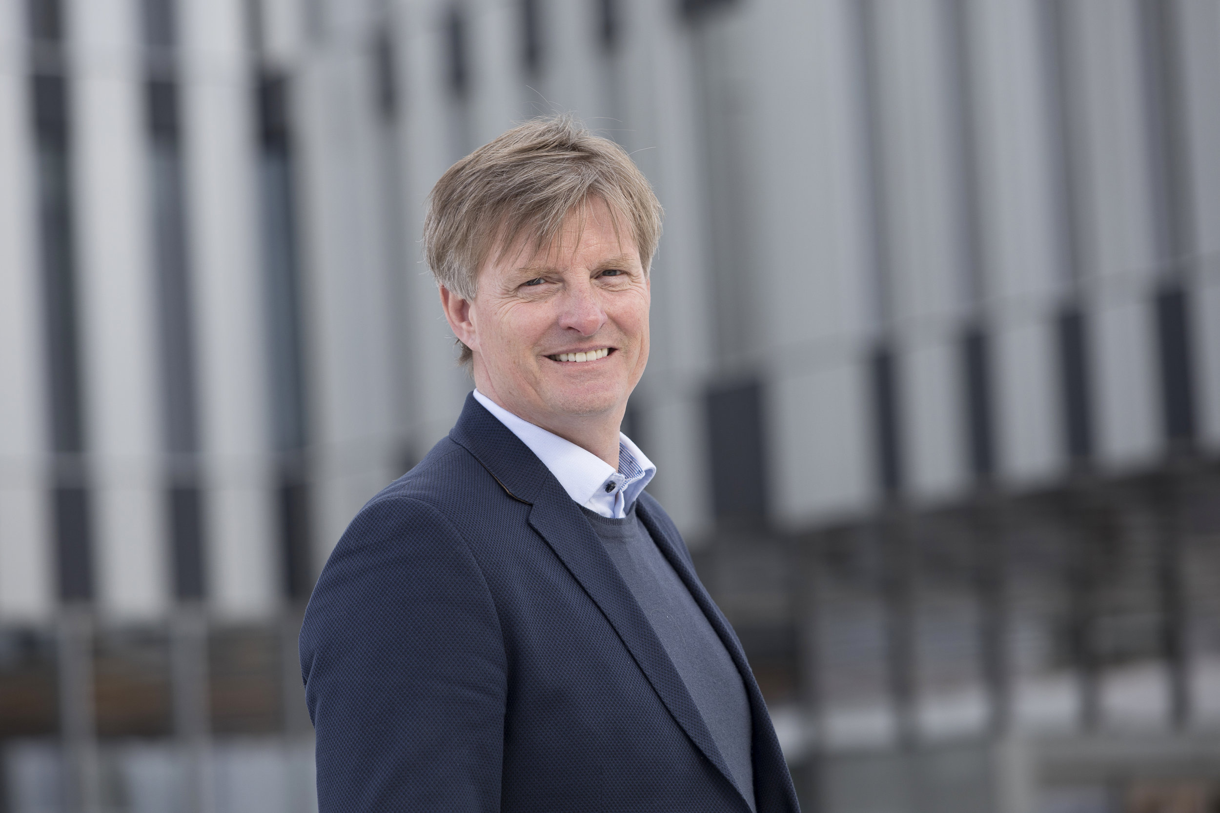 Administrerende direktør Atle Hunstad er intervjuet i Aftenposten. Foto: Anne Elisabeth Næss