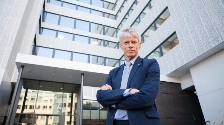 Skattedirektør Hans Christian Holte Foto: Skatteetatens innovasjonsblogg