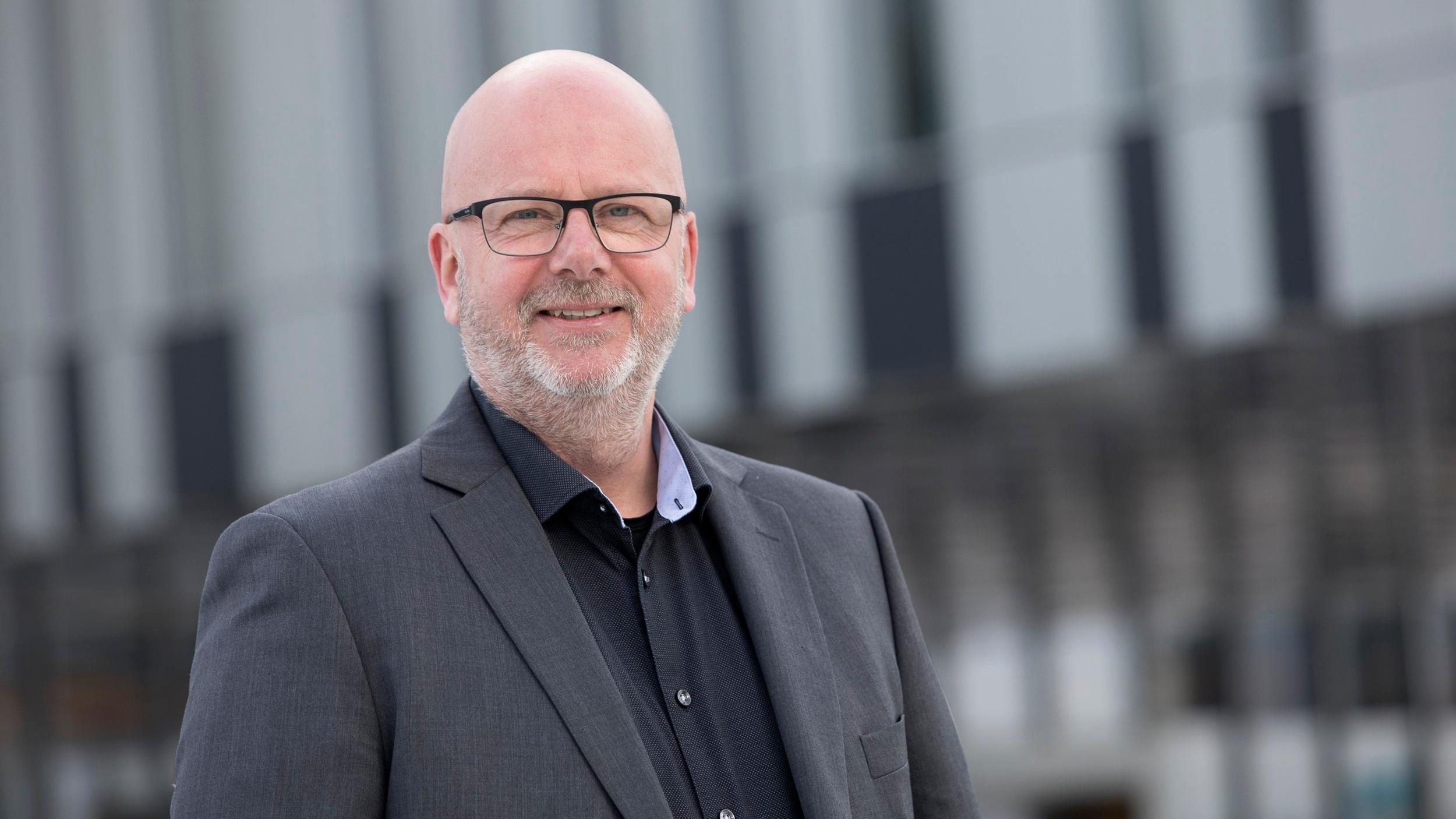 Seniorrådgiver Jan Ivar Ingebrigtsen