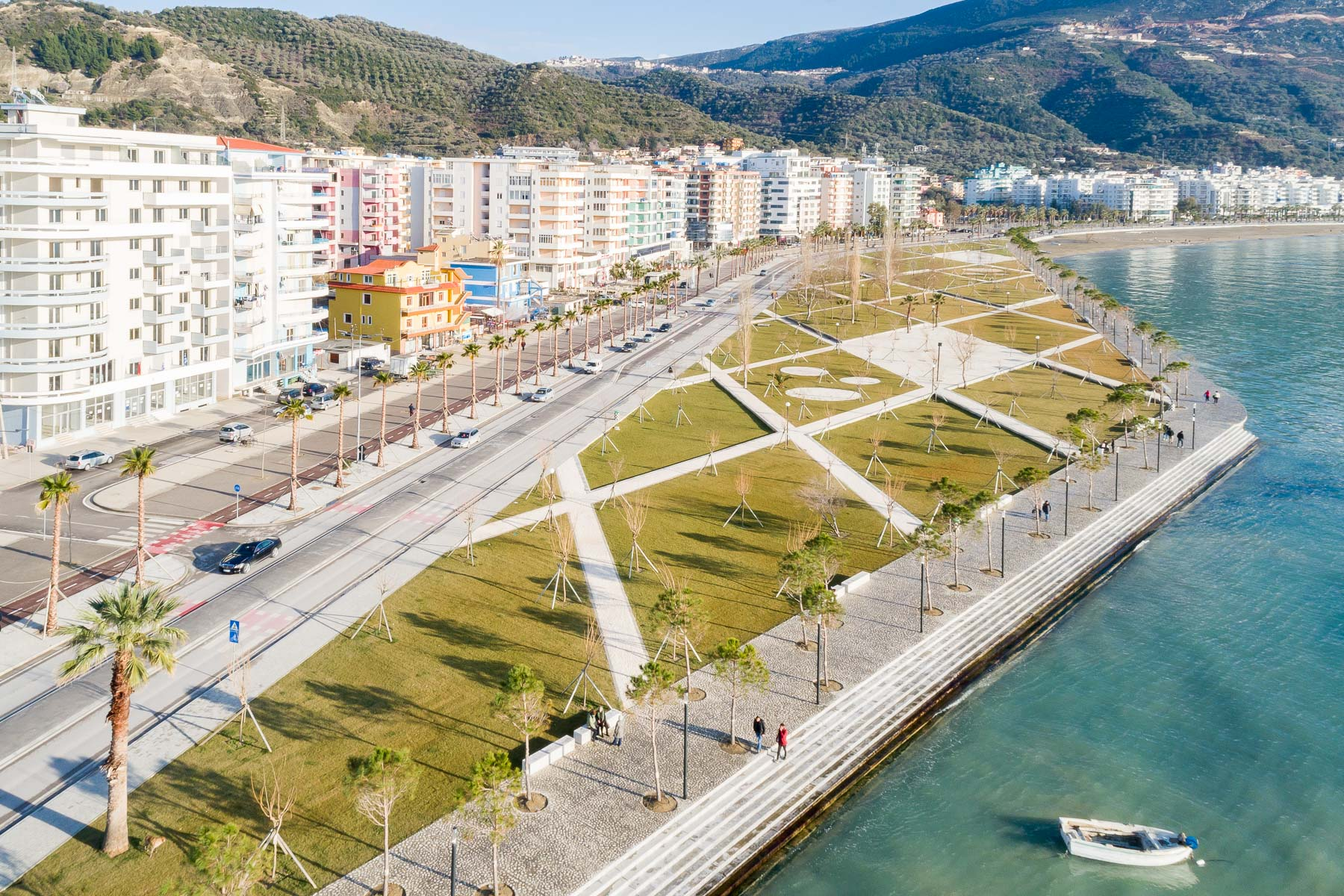 XDGA - Vlora Waterfront